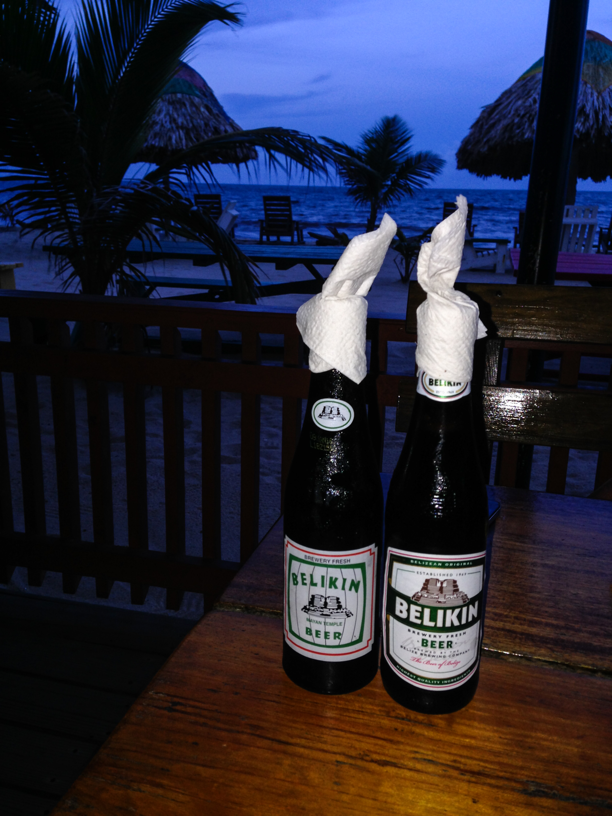 Image result for napkin beer belize