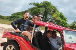 Fun in the buggy